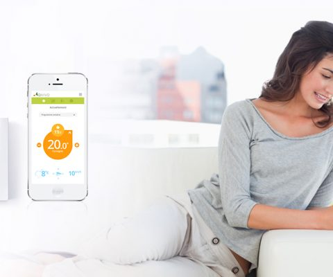 Qivivo raises €900K from Saint Gobain for its Connected Thermostat