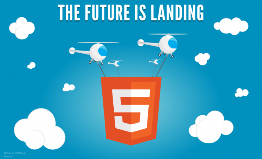 Go HTML5, Young Frenchman.