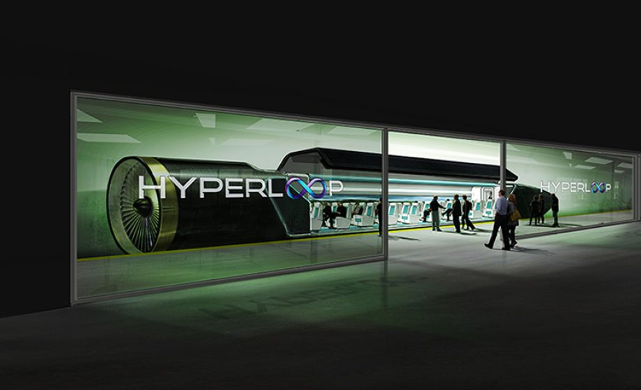 SNCF makes a bet on the future of transportation by backing Hyperloop