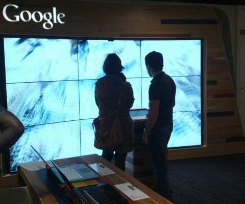 Chromebooks, Nexus & Android: Photos of the first Google Store in France