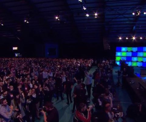 Web Summit Day One: virtual empathy, sexist data crisis & #strenghties
