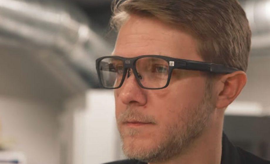 Intel développe des lunettes connectées ayant la forme… de lunettes!