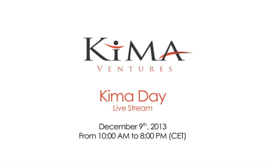 With 200+ investments, Kima Ventures is hosting their first portfolio networking day