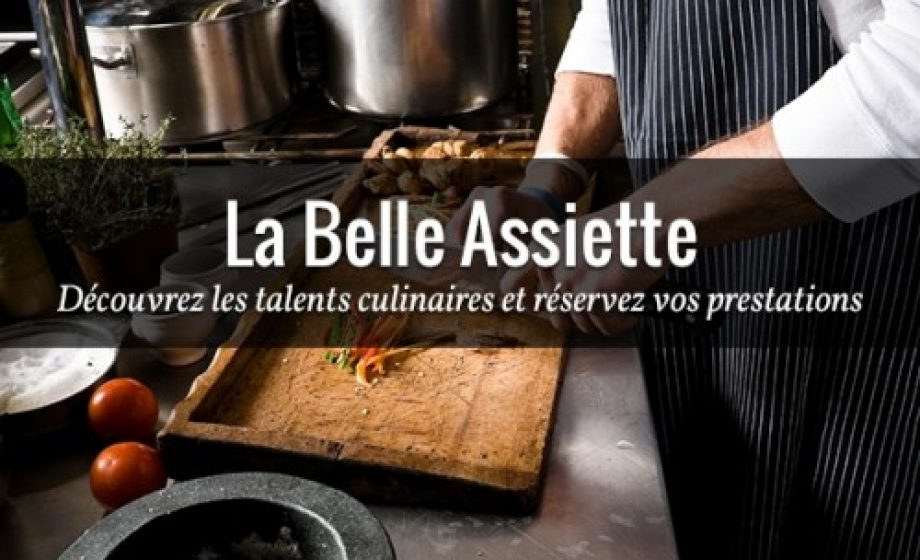 With the Sharing Economy booming in France, La Belle Assiette brings professional cooks to your kitchen