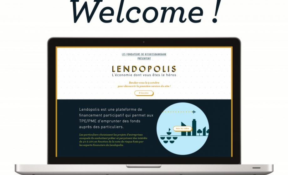 KissKissBankBank launches peer-to-peer lending platform LENDOPOLIS