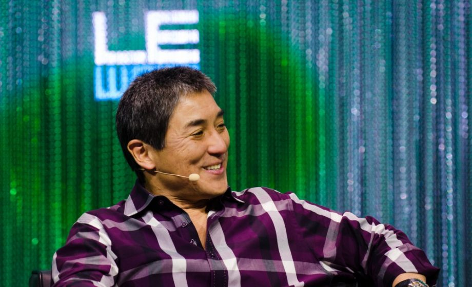 [LeWeb] 6 Pieces of Advice from Guy Kawasaki for Budding Entrepreneurs