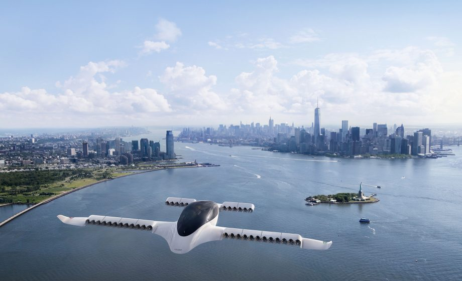 German startup Lilium reportedly seeks over €450m in funding for air taxis