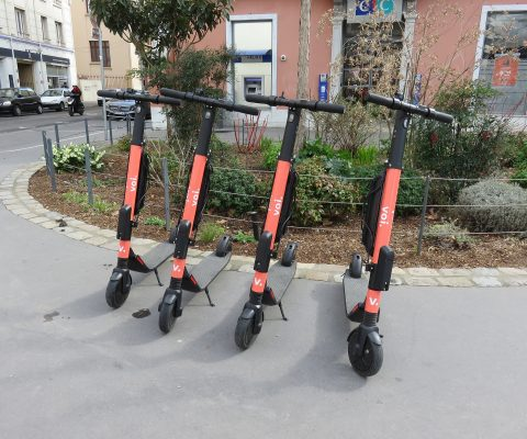 E-scooter startup Voi raises $85 million in Series B funding round