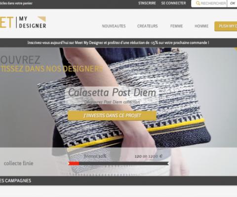 Meet My Designer seeks to disrupt and democratize fashion creation