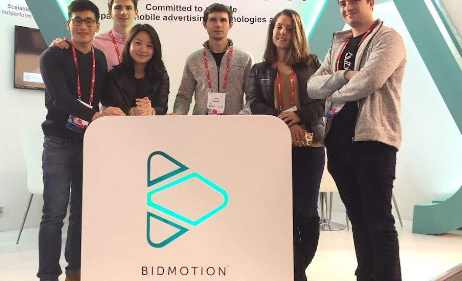 FrenchTechFriday – Bidmotion: the little big one in Mobile Marketing