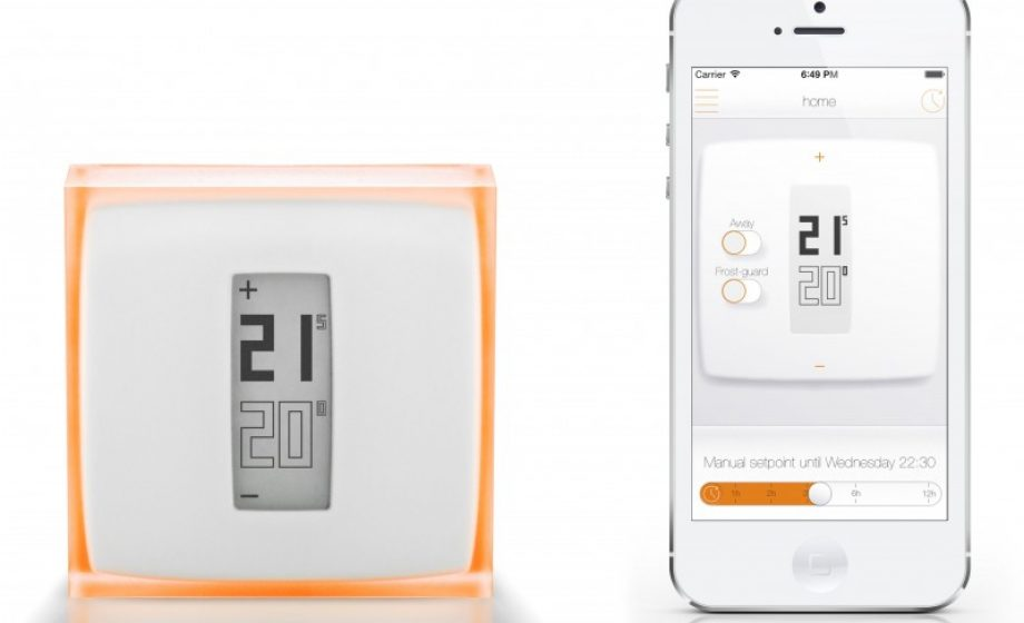 Netatmo's Thermostat for Smartphone now available across Europe