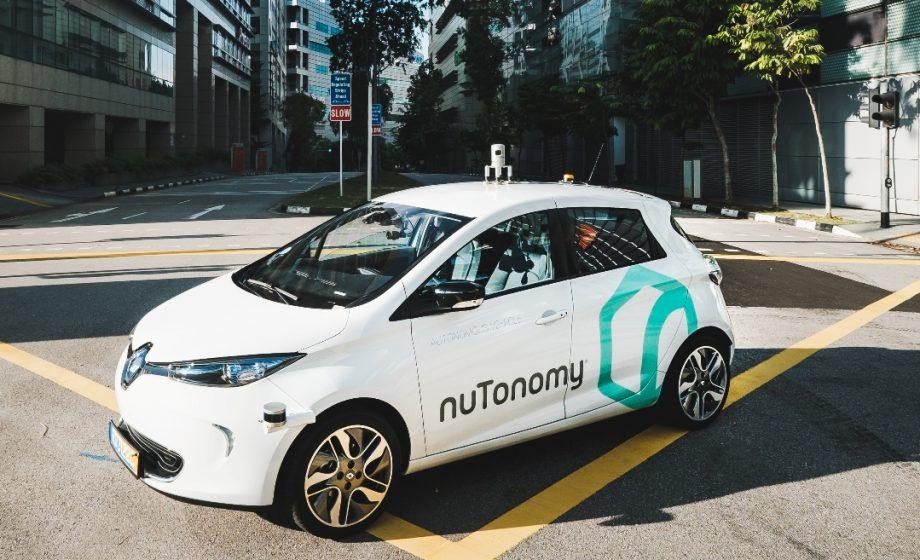 Véhicules autonomes: Delphi achète nuTonomy pour 400 millions de dollars