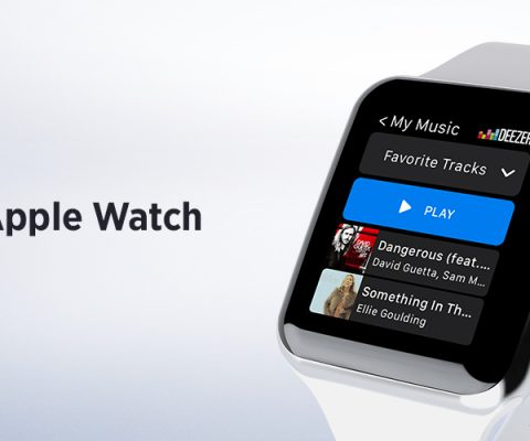 Pre-empting Spotify, Deezer puts music on your wrist with new Apple Watch app