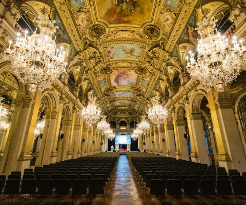 When #ParisFounders took over the Hotel de Ville