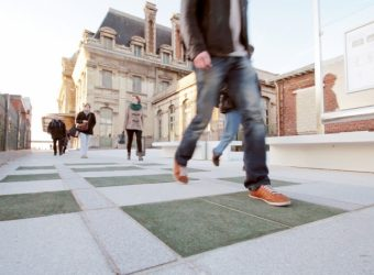 Pavegen Takes Steps to Advance 'Green Floors' in French Transport Hubs