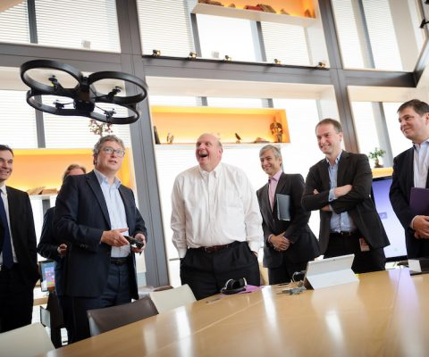 Valued at €660 Million, can Parrot compete with DJI for the Drone throne?
