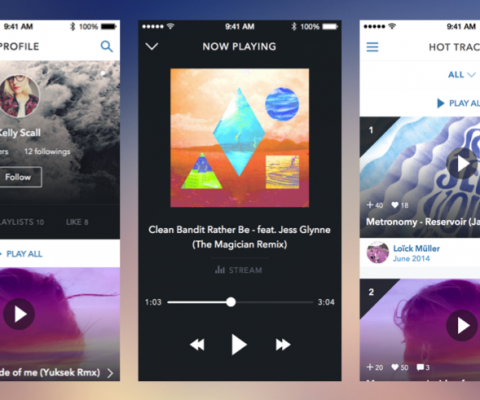 Whyd releases IOS app: stream and discover tracks through music-lover community