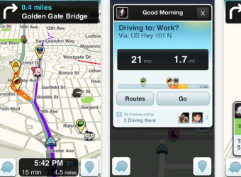 """French GPS service Coyote to take Waze to court over """"unfair competition"""""""