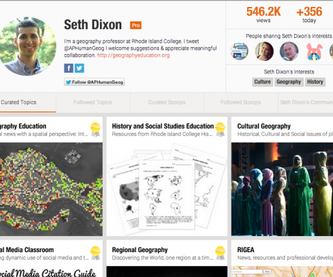 Scoop.it's latest design updates bring discovery & recommendation through Interest Channels