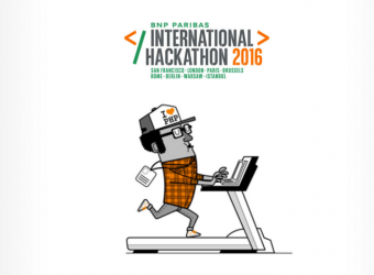 BNP Paribas International Hackathon 2016 will take place in 8 cities