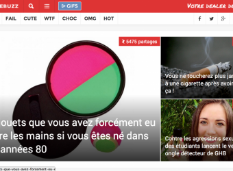 Minutebuzz, the French Buzzfeed, raises €1 Million from Seventure Partners