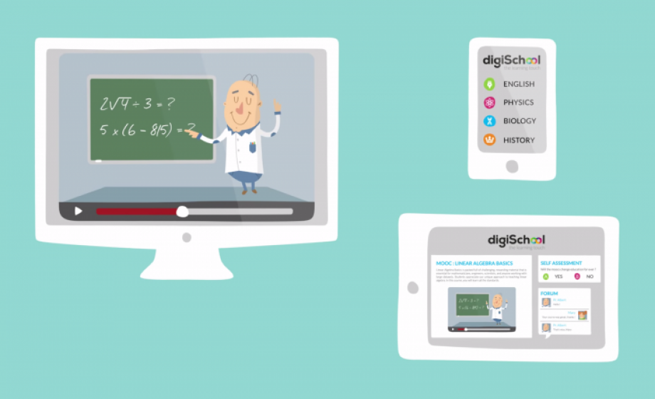 French Education startup Digischool targets growth in 2015