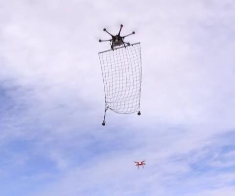 Winter Drones, Anti-Drone Drones: France has got Drone Fever