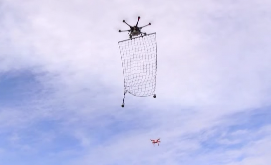 Winter Drones, Anti-Drone Drones: France has got Drone Fever