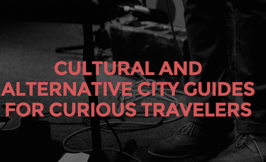 Indie Guides: (re)discover a city through the Hipster of Travel apps