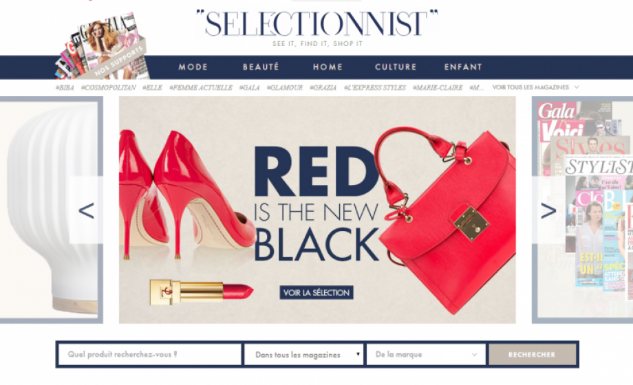 Dealissime cofounders launch Selectionnist to bridge Women's media & eCommerce