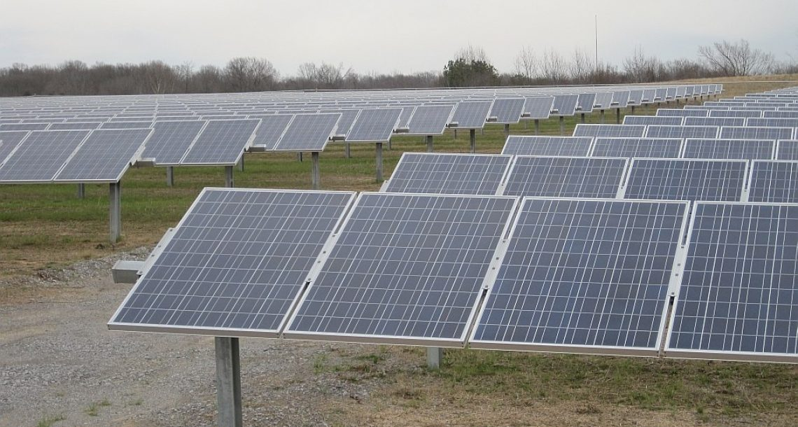 In a world first, a solar farm is directly powering a railway in the UK