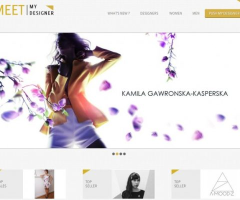 Meet My Designer to introduce meltyFashion's readers to talented, up-and-coming designers