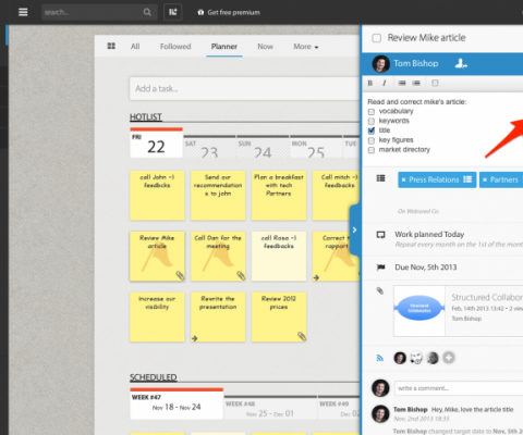 Azendoo makes work even more collaborative with Skype integration
