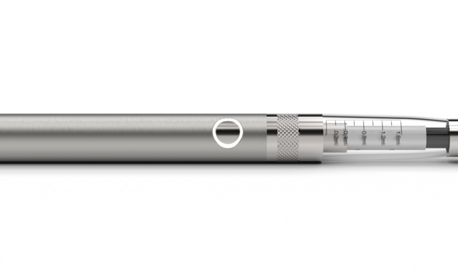 Smok.io's connected electronic cigarette tracks your dirty habit puff by puff