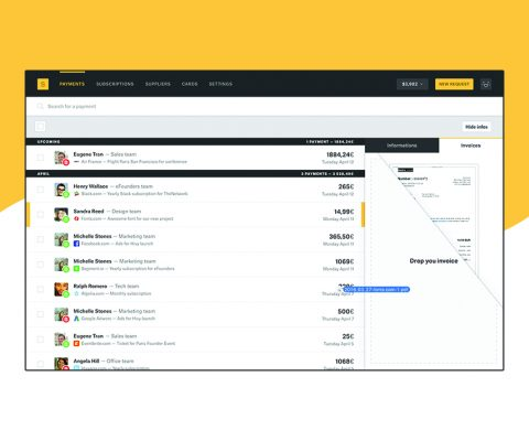 Spendesk launches a SaaS solution to help companies manage their corporate spendings