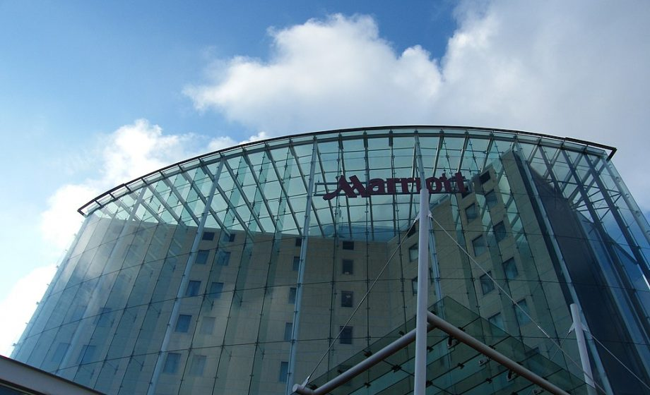 UK authorities fine Marriott £99 million over data breach