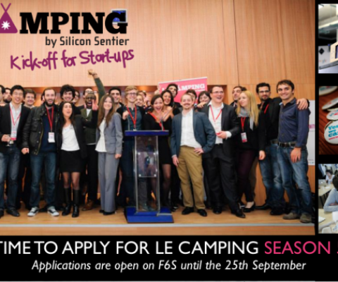 LeCamping now accepting applications for Season 5 of its no-equity accelerator