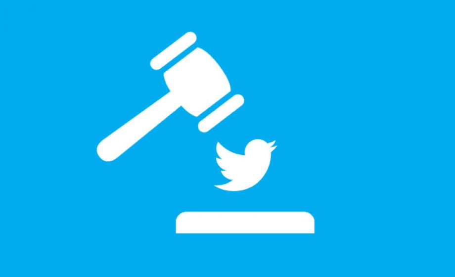 Personal Data: Twitter sentenced in first instance in France for « unfair terms »