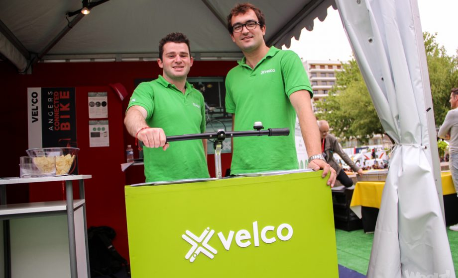 Start-up : Velco et son guidon de vélo connecté lèvent 3 millions d'euros