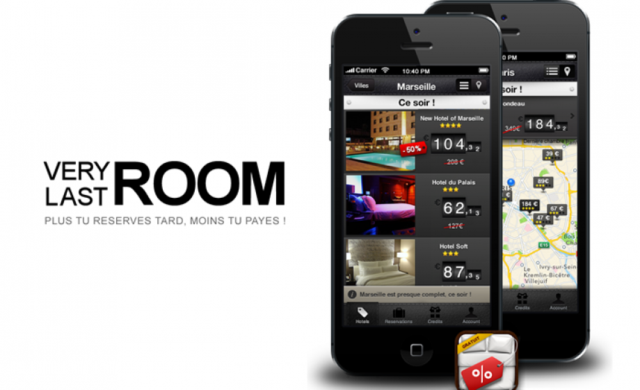 Verylastroom Raises 400k To Bring Its Last Minute Hotel Reservation Service To Every Town In France
