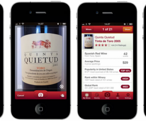 """WineTech gets a boost as Balderton invests $10M in the Danish """"Yelp for Wine"""" app Vivino"""