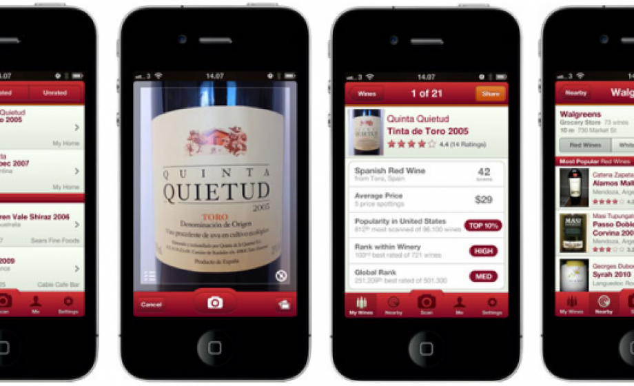 "WineTech gets a boost as Balderton invests $10M in the Danish ""Yelp for Wine"" app Vivino"