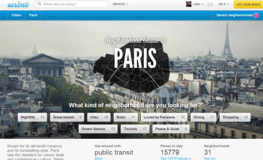 Airbnb contributes €185 Million to the Paris economy, so don't write-off the Sharing Economy just yet.