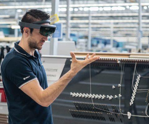 Airbus mise sur la réalité mixte avec l'HoloLens 2 de Microsoft