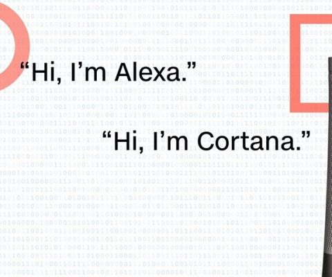 Amazon and Microsoft present the joint Alexa/Cortana platform