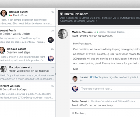 After Mailjet & Mention, eFounders launching two new SaaS startups: Aircall & Front