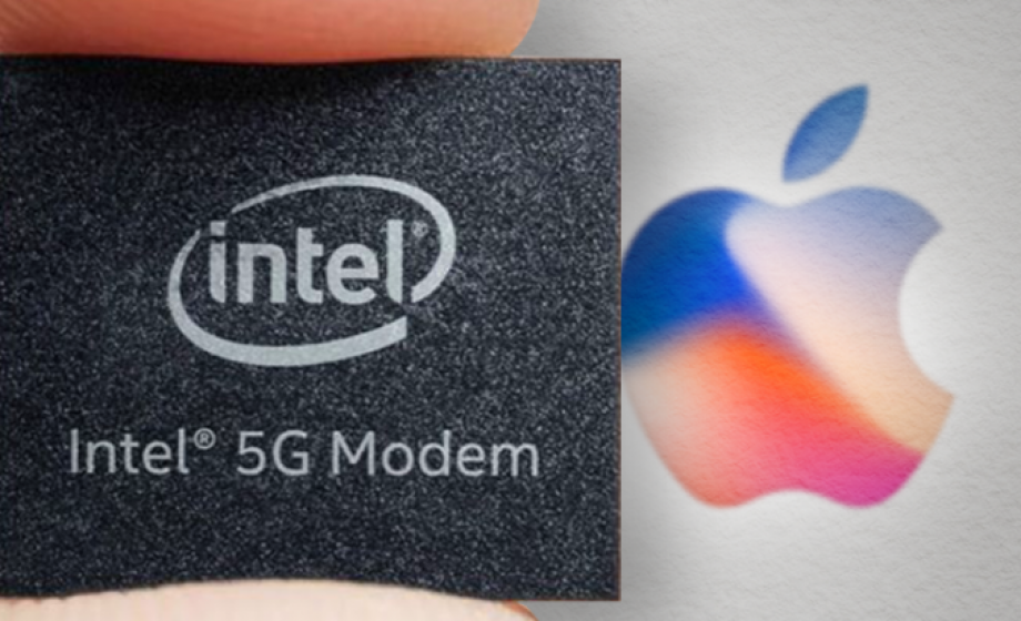 Modems 5G : Apple achète la division mobile d'Intel, et reprend la main