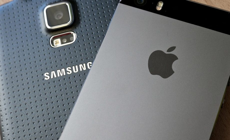 Accord à l'amiable entre Apple et Samsung sur la question des brevets