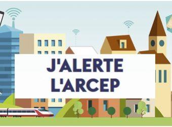 Premier bilan de «J'alerte l'Arcep»: 10 000 signalements!