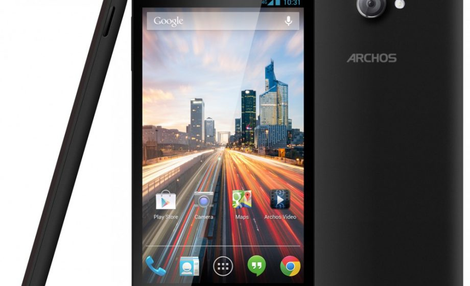 ARCHOS launches its 'Helium' 4G category 4 smartphones priced at under 200€